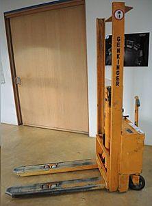 genkinger schweiz ag btg 116 gabel hochhubwagen. Black Bedroom Furniture Sets. Home Design Ideas